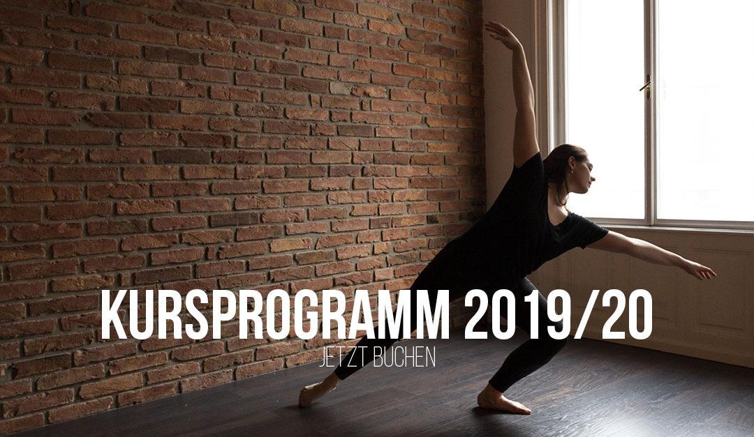 Kursprogramm 2019/20