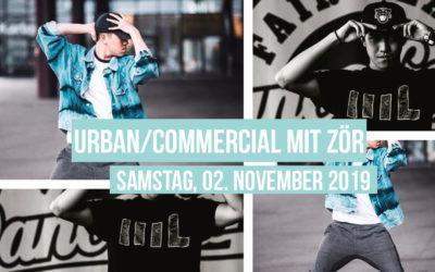 Urban/Commercial Workshop mit Zör