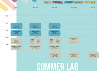 SUMMER.LAB 2020 - WOCHE 1