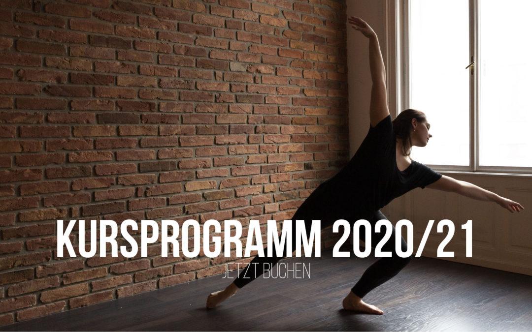 Kursprogramm 2020/21