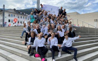 Großartiges Ergebnis bei den Dance Star Meisterschaften in Zell am See